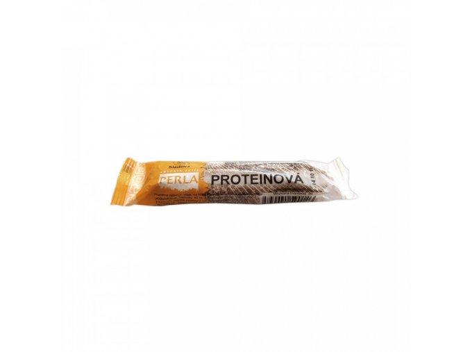 Perla tyčinka Proteinová sladová 50g
