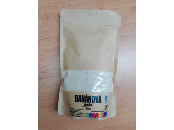 Lifelikefit Banánová mouka 500g