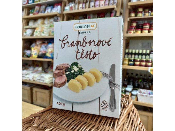 Směs na bramborové TĚSTO 400g Nominal