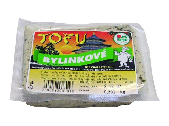 Tofu Bylinkové ks cca 200g