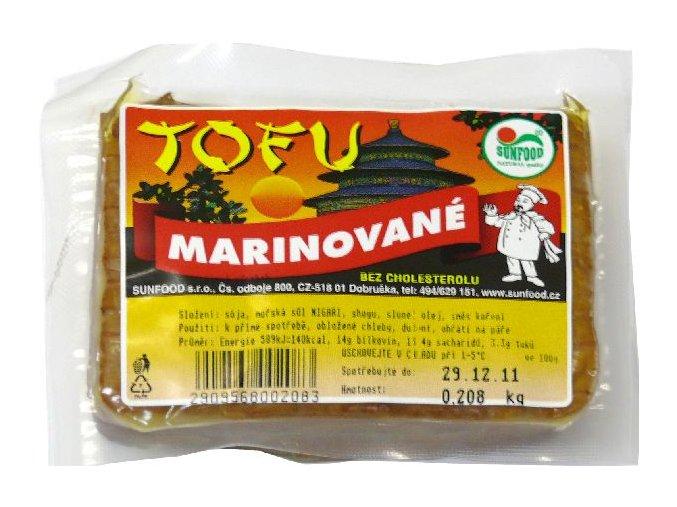 Tofu Marinované ks cca 200g