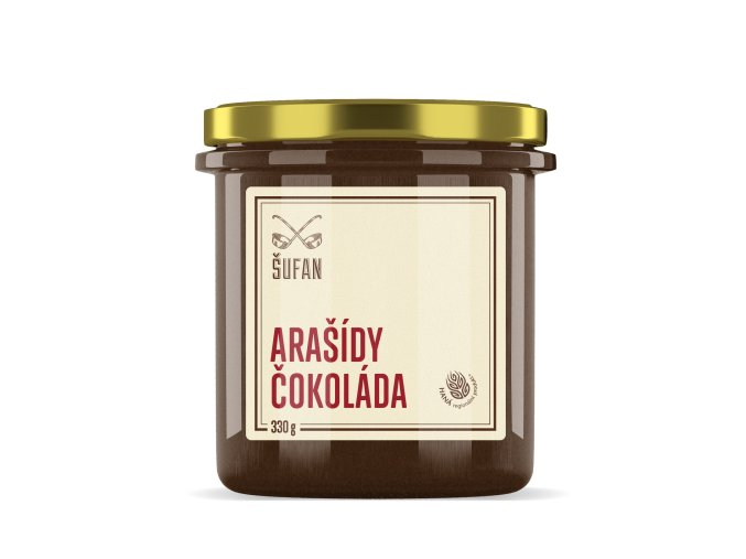 arasidy cokolada 330