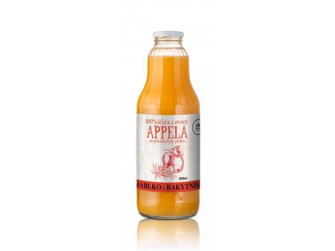 jablko rakytnik 1l