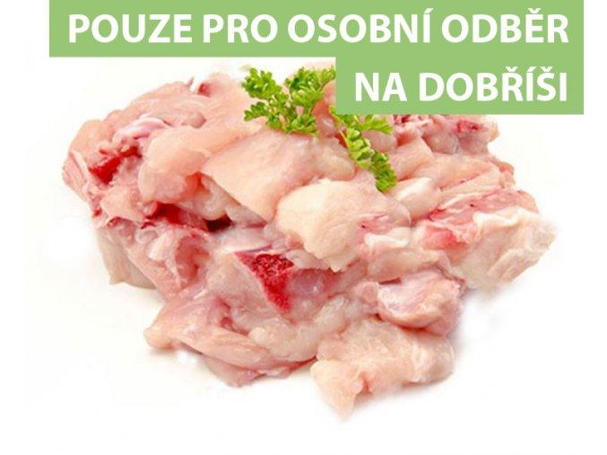 Kuřecí chlazená polévková směs (balení cca 0,4 kg) Farma Němcova