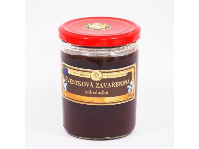 švestka marmeláda 400