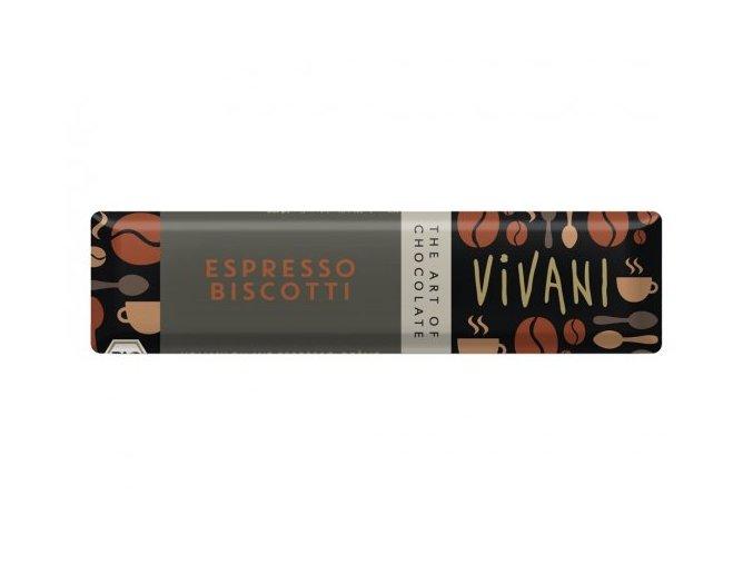 vivani tyčinka espresso