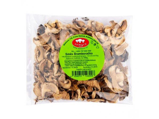 houby bramboračka směs