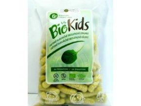 Bezlepkové křupky Biokids se špenátem 300x300