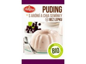 mid 149199225244 puding s aronii a chia seminky amylon 40g