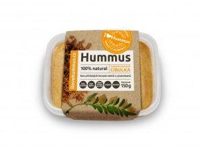 hummus cibulka