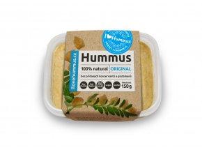 hummus modrý