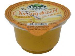 Dezert ovesný bezlepkový vanilka 150g Kalma