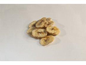 Banán sušené plátky 1 kg