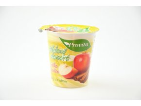 dezert jablko skořic