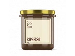 espresso maslo 330g