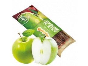 plátky jablko