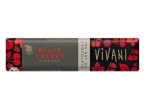 vivany tyčinka hořká s višněma