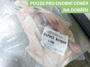 Korpus kuřecí BIO Trněný Újezd