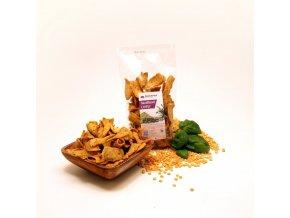 Bazalkové chipsy