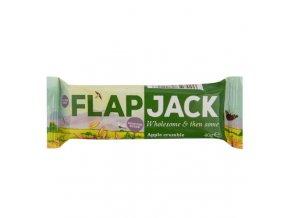 flapjack jablko snížený cukr