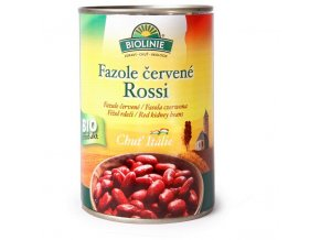 Fazole červené rossi