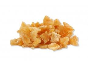 ananas kostky voves