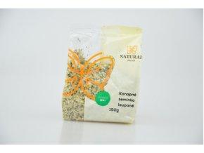 konopné semínko natural