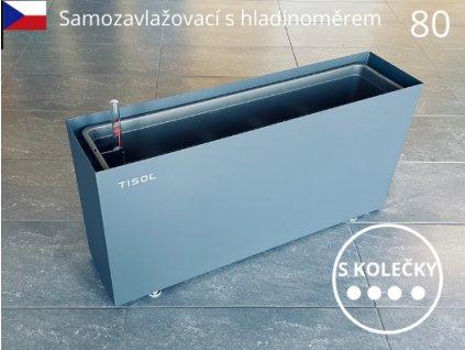TISOL BlockPot 80 ral 7016 1