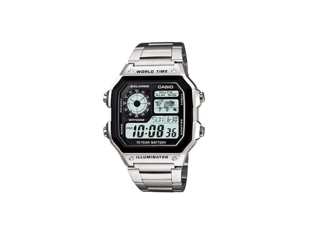 Pánské hodinky Casio AE-1200WHD-1A 9f86d2d8b95