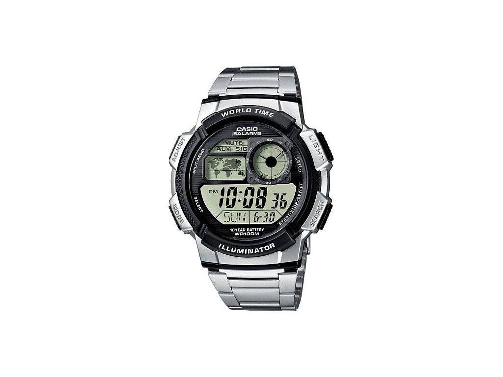 Pánské hodinky Casio AE-1000WD-1A 4c91e724cec
