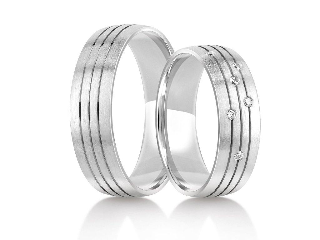 Snubní prsteny Rýdl 204/01