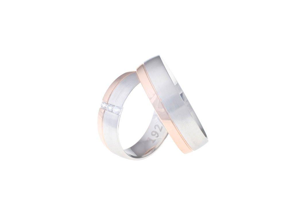 Snubní prsteny Rýdl 192/02