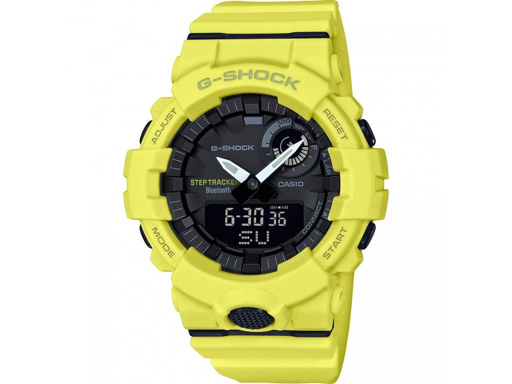 Pánské hodinky CASIO G-SHOCK GBA 800-9A b6bc499b87
