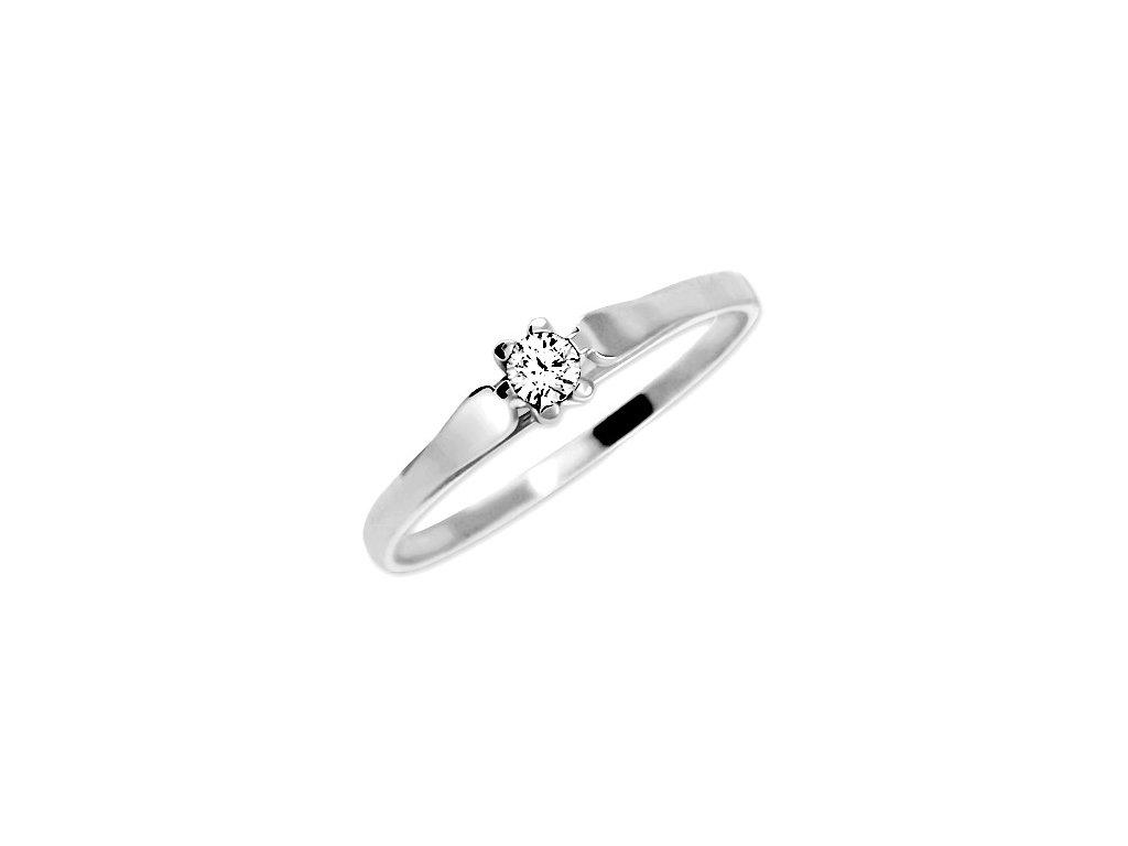 de8791060 Zlatý prsten se zirkonem Pavla