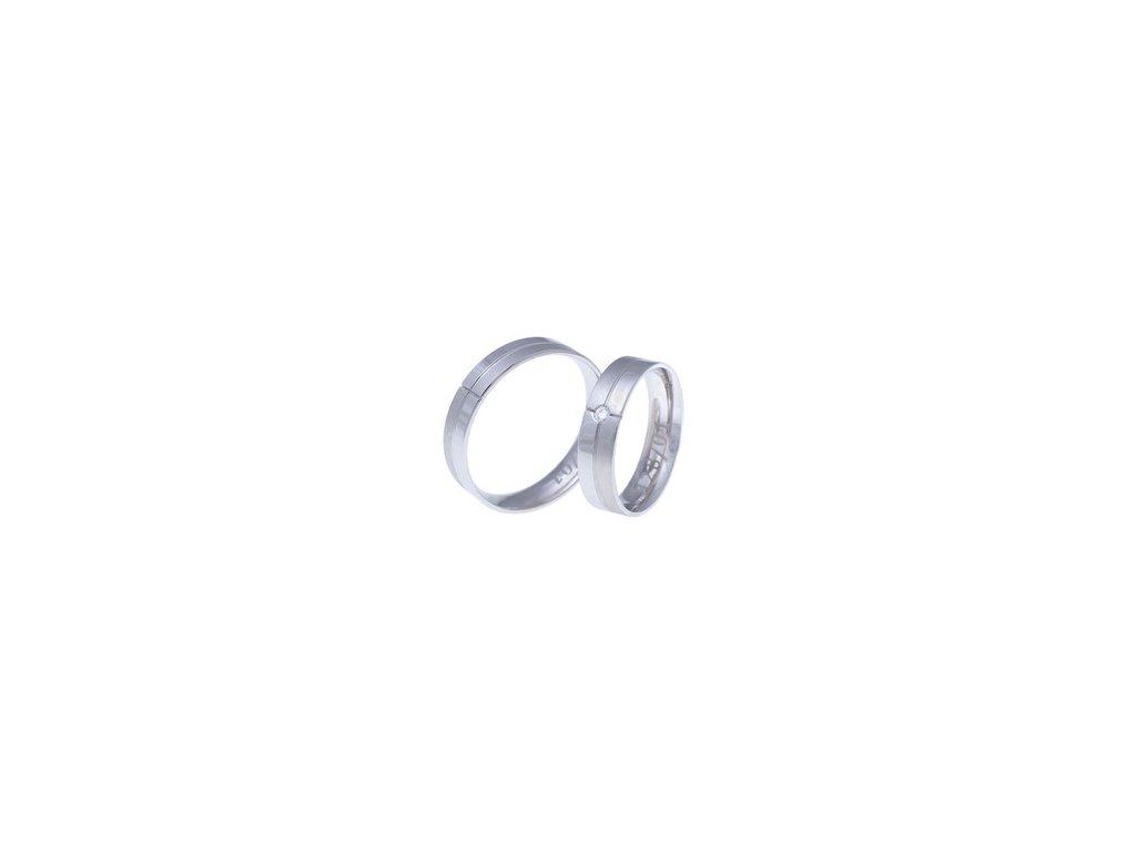 Snubní prsteny Rýdl 128/01