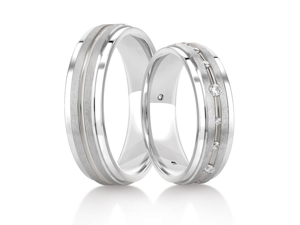 Snubní prsteny Rýdl 274/04