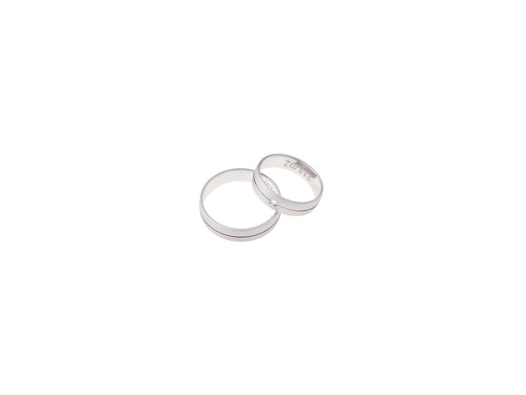 Snubní prsteny Rýdl 215/02