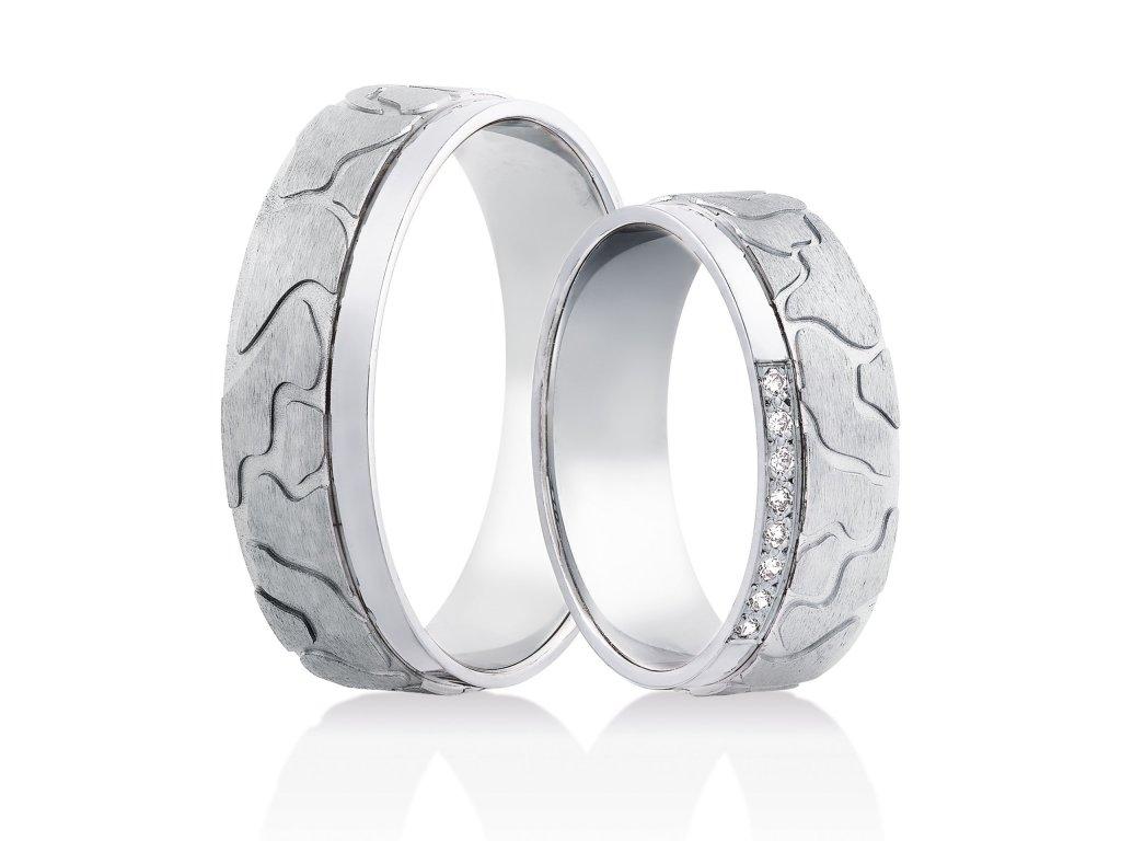 Snubní prsteny Rýdl 410/02
