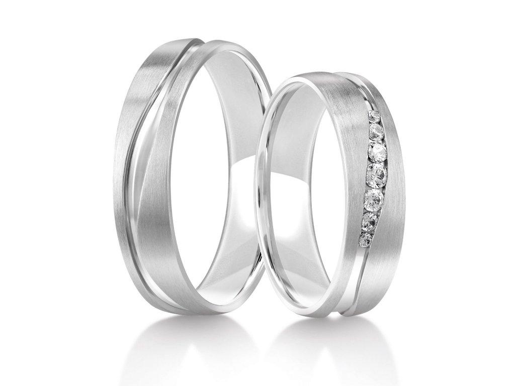 Snubní prsteny Rýdl 401/02