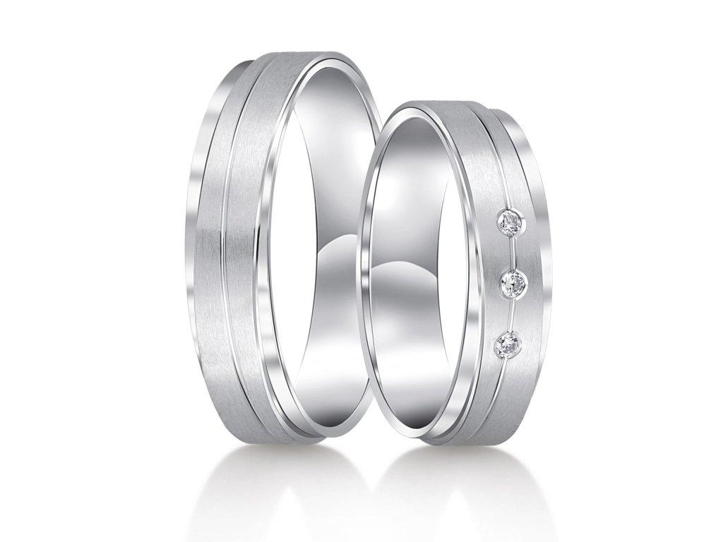Snubní prsteny Rýdl 403/02