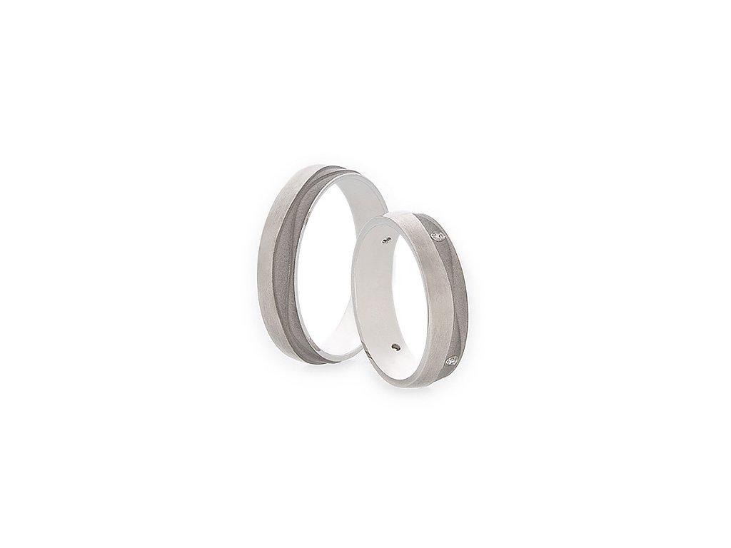 Snubní prsteny Rýdl 405/02