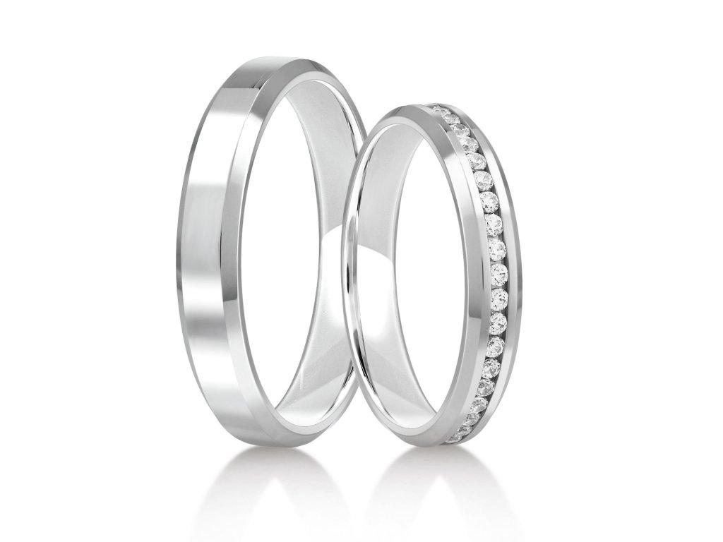 Snubní prsteny Rýdl 408/01