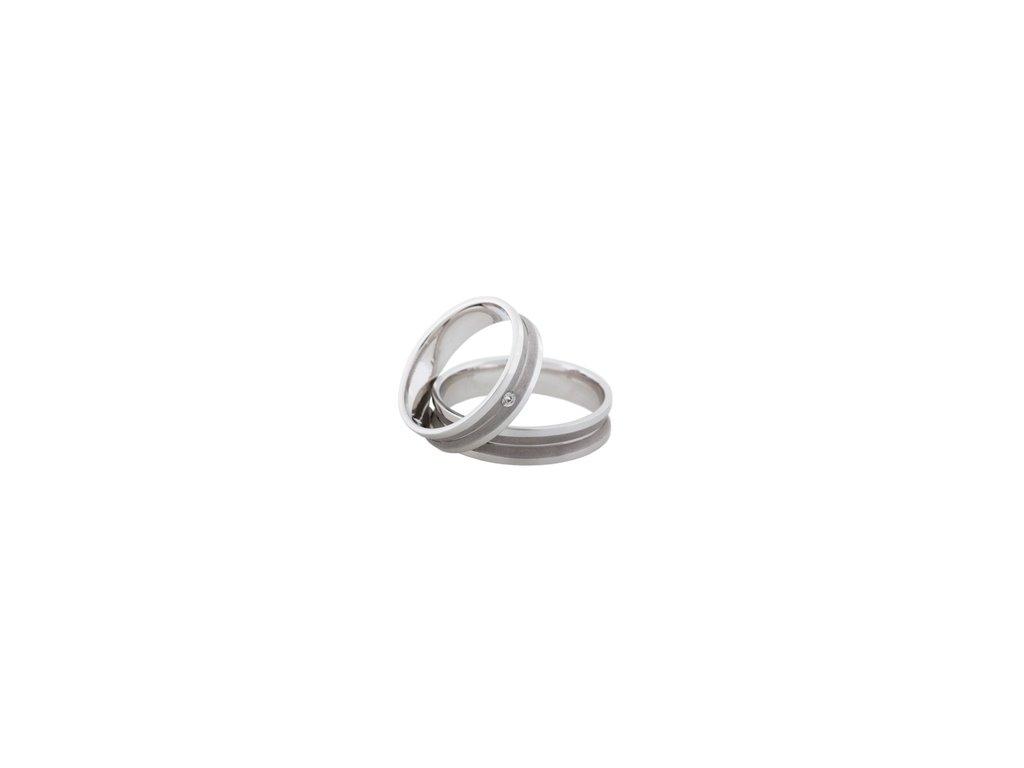 Snubní prsteny Rýdl 298/02