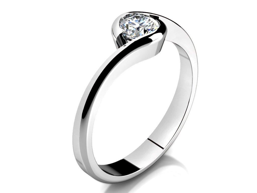 Diamantový prsten Alhena