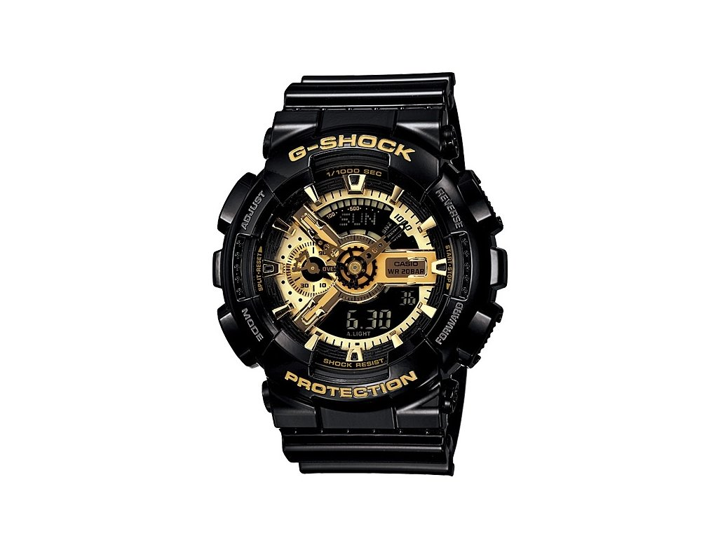 2c627f02ce Pánské hodinky Casio GA-110GB-1A