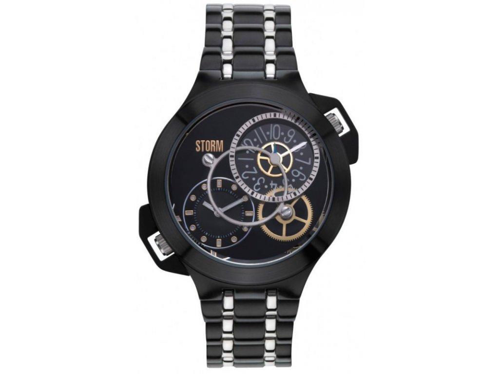Pánské hodinky Storm Dualtec Slate-speciální edice 5bf134538d