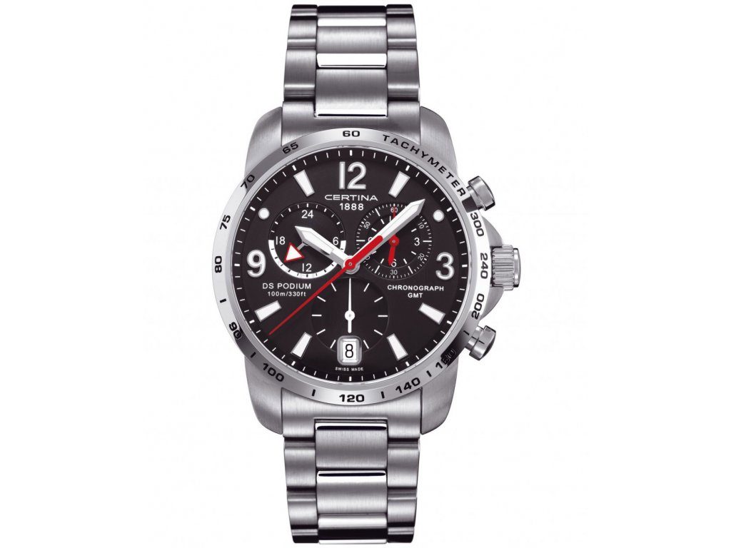 Certina DS Podium Big Chrono GMT C001.639.11.057.00