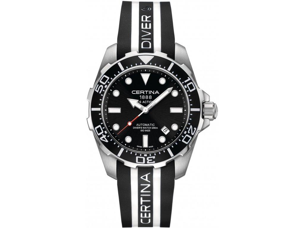 Certina DS Action Diver C013.407.17.051.01