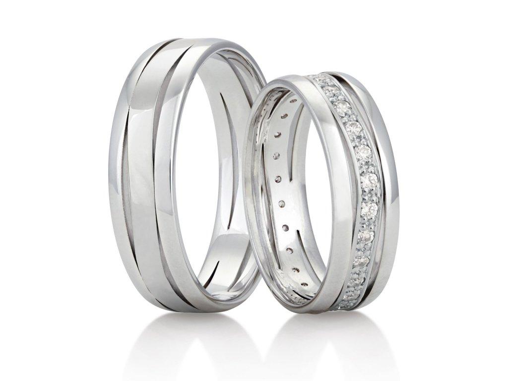 Snubní prsteny Rýdl 340/03