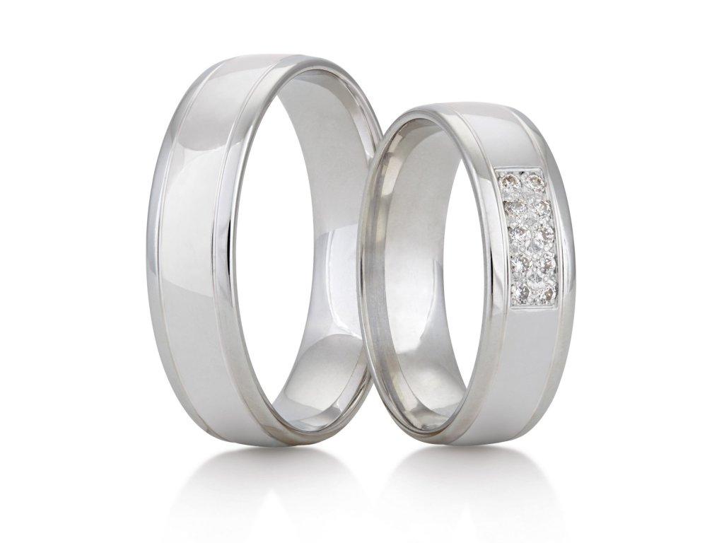 Snubní prsteny Rýdl 353/02